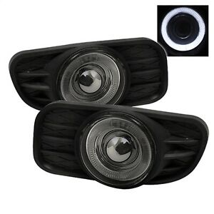 5021502 Spyder Jeep Grand Cherokee 99 04 Halo Projector Fog Lights W Switch Smok