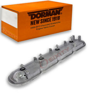 Dorman Left Valve Cover For Chevy Avalanche 2009 2013 5 3l 6 0l V8 Engine Au