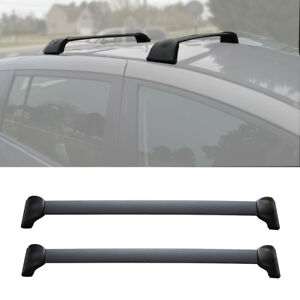 For Mazda Cx 7 2007 2011 Luggage Rack Back Holder Side Bars Rail Roof Trim