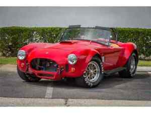 1965 Shelby Cobra Ford 427 Air Cleaner