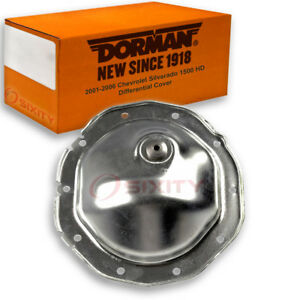 Dorman Rear Differential Cover For Chevy Silverado 1500 Hd 2001 2006 Gear Ke