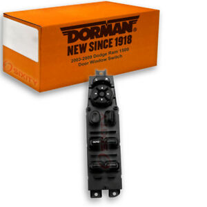 Dorman Front Left Door Window Switch For Dodge Ram 1500 2003 2009 Qv