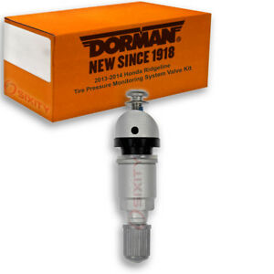 Dorman Tpms Valve Kit For Honda Ridgeline 2013 2014 Tire Pressure Qe