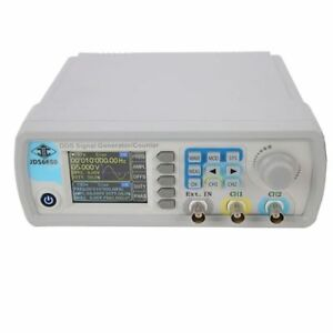 15mhz 2 4in Screen Display Dds Signal Generator Counter Dual channel Arbitrary