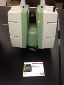Leica Scan Station C10 3d Laser Scanner Just Serviced In Great Condition