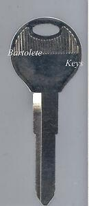 Replacement Key Blank Fits 2002 2003 02 03 Mazda 323