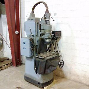 Moore Special Tool Co Jig Grinder Model No 2