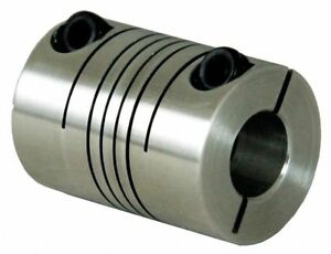 Red Lion Flexible Coupling For Use With Encoders Rpgfc002 1 Each