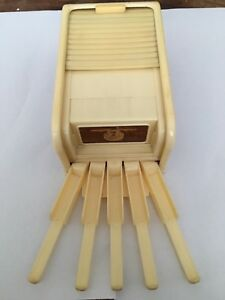 Vintage Rolinx Celluloid Cigarette Box Dispenser