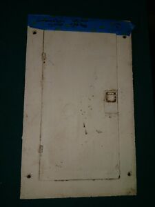 General Electric Tx1412f Panel Cover