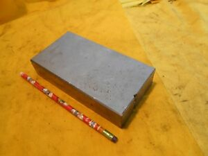 P20 Mold Steel Bar Stock Tool Die Shop Flat P 20 Plate 1 3 8 X 3 1 4 X 6 1 8