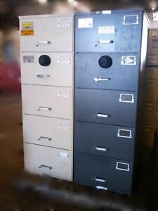 Mosler 5 Drawer File Safe Gsa Class 6 Security Cabinet X07 X08 X09 Digital Lock