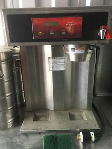 Curtis Scd1000gt13a0009 Twin Airpot Coffee Brewer 220 Commercial Restaurant