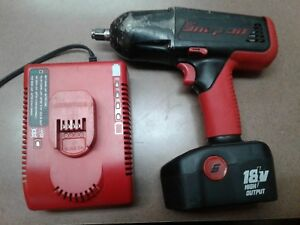 Snap On Electric 1 2 Impact With Charger