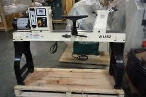 W1852 22 X 42 Variable speed Wood Lathe