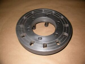 12 Diameter Lathe Face Plate W d1 8 Mount And 1 Diameter Pins 1 5 Thick