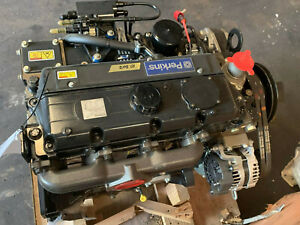 Perkins 1104c 44 1104d 44 Non Turbo Brand New Engine For Manitou Stress Block