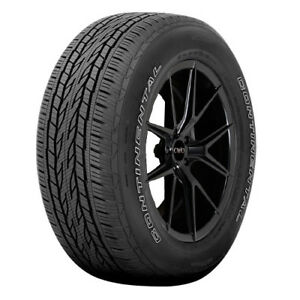 P235 70r16 Continental Cross Contact Lx20 Eco Plus 106t B 4 Ply Owl Tire