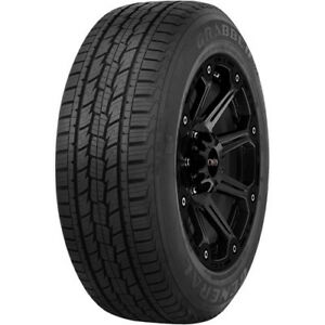 2 New P245 70r17 General Grabber Hts 108t B 4 Ply Bsw Tires