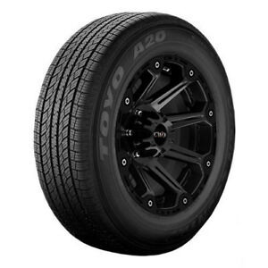 2 New P245 65r17 Toyo Open Country A20 105s B 4 Ply Bsw Tires