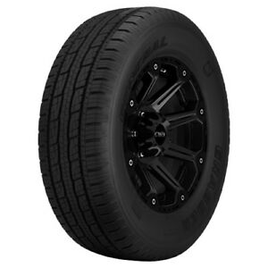 2 new P245 65r17 General Grabber Hts 60 107t B 4 Ply Bsw Tires