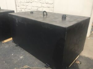 Diesel Fuel Tank Storage 180 Gallons Above Ground Used