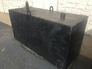 Diesel Fuel Tank Storage 275 Gallons Above Ground Used