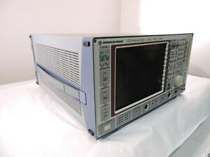 Rohde Schwarz Fseb20 Spectrum Analyzer 9khz To 7ghz 90 Day Warranty