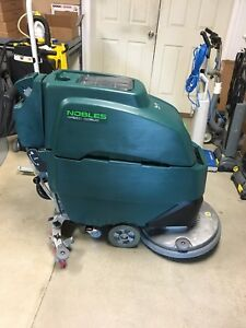 Noble Speed Scrub Automatic Scrubber 20 Completely Reconditioned