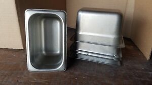 20 Pack 1 9 Size Stainless Steel 4 Deep Steam Prep Table Food Pan Buffet Hotel