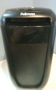 Fellowes Powershred 60cs 10 sheet Cross cut Paper And Credit Card Shredder With