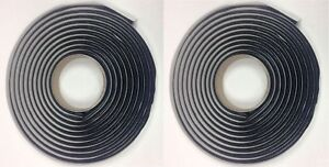 2 Windshield Oe Type Butyl Tape 3 8 x15 Window Glass Install Gasket Front Rear