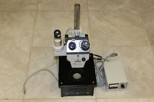 Zeiss Stemi Sr Stereoscope And Illuminated Stand