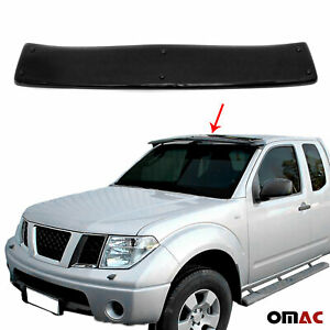 Front Sun Visor Protector Windshield Deflector For Nissan Frontier 2005 2015