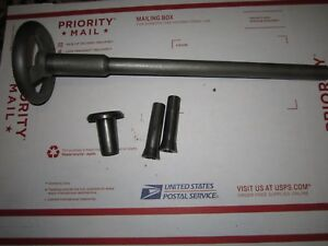 South Bend 9 Metal Lathe Collet Handwheel Draw Bar Closer Atlas Craftsman 2