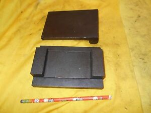 Unfinished Sine Plate 4 X 6 Machinist Work Holder Tool