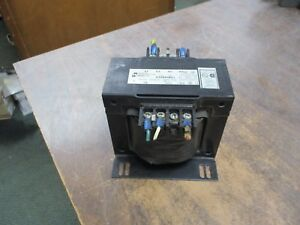 Hammond Transformer Mt500mqmj 500va Pri 240 480v Sec 120v 50 60hz Used