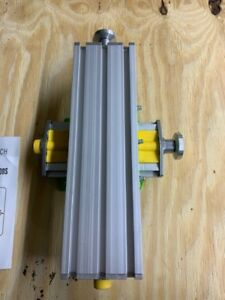 Mini Compound Bench Multi functional Milling Drilling Slide Table Special