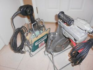 Mcelroy Pitbull 26 Fusion Machine Facer And Heater