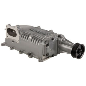 Remanufactured Oem Supercharger For Ford F150 Svt Lightning