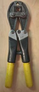 Kearny Cooper Crimping Tool 17 Handle 5 8 Crimp O 62 Compression W 845 Die