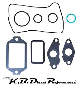Engine Oil Cooler Gasket Seal Kit 2011 19 Chevy Duramax 6 6 Lml L5p