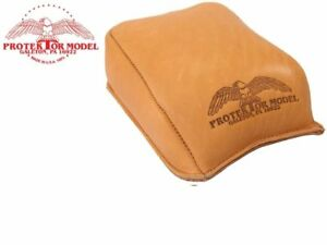 Protektor Model #12 100% Leather Standard Rear Shooting Rest Bag Made in USA