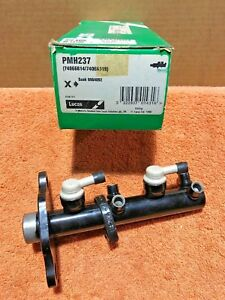 Nos Lucas Girling Pmh237 Master Cylinder 1986 88 Saab 9000 2 0 Turbo Made In Uk