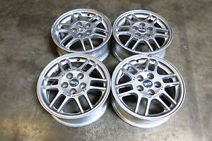 Jdm Mitsubishi Lancer Evo Enkei Oz Racing F 1 16x6 5 5x114 3 16 Wheels Rims