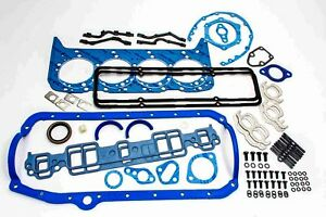 Sealed Power Small Block Chevy Full Engine Set Gasket Kit P n 260 1000at