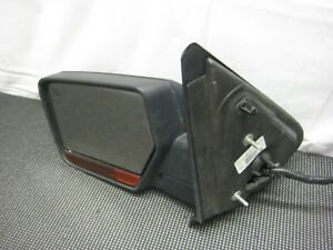 2007 2011 Ford Expedition Oem Driver Side Left Hand Power Side Mirror Black