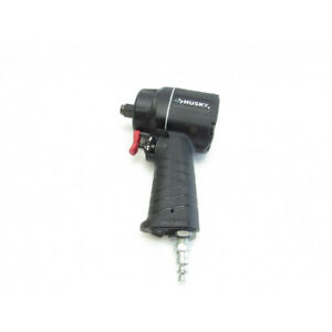 Husky 1 2 In Compact Impact Wrench Air Tool H4435