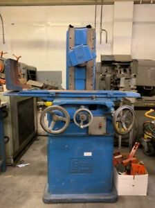 6 X 12 Covel Surface Grinder