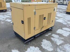 Olympian 25 Kw Propane Natural Gas Generator Ford Engine Low H